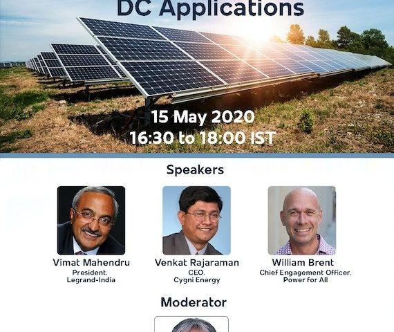 Solardc - webinar
